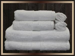 P-Tex Platinum Hotel Towels